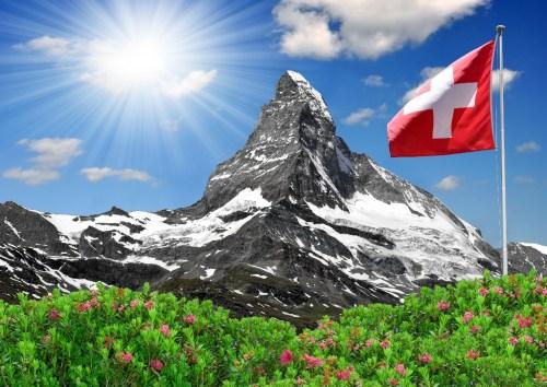 Switzerland, eleven destinations