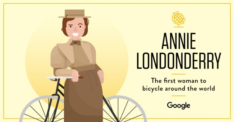 Annie Londonderry- 7 Fearless Female Explorers