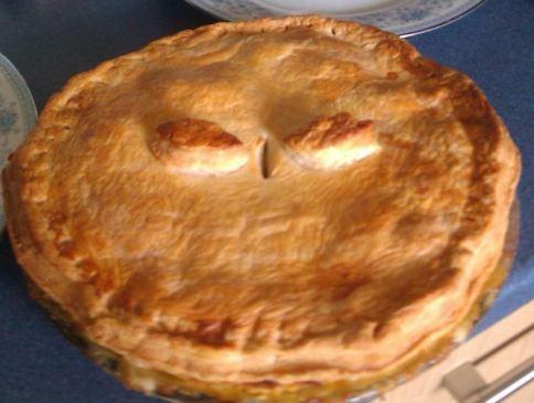 Chicken Pie, World Pie Day