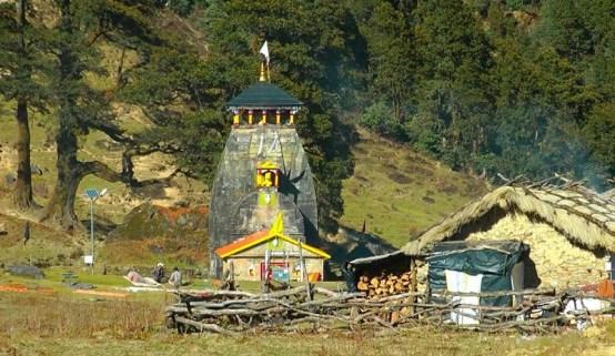 Madhyamaheshwar Temple, Panch Kedar