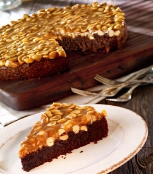 Peanut Butter Cake, Women's day special recipes