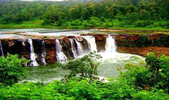 Gira Waterfalls, Gujarat