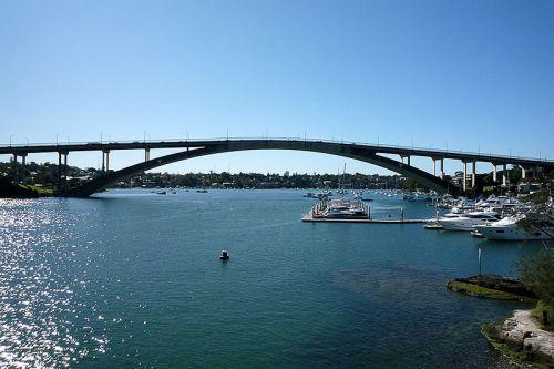 Gladsville Bridge, Parramatta - wikimedia