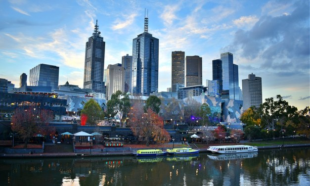 10 Places of Heart-Captivating Art in Melbourne