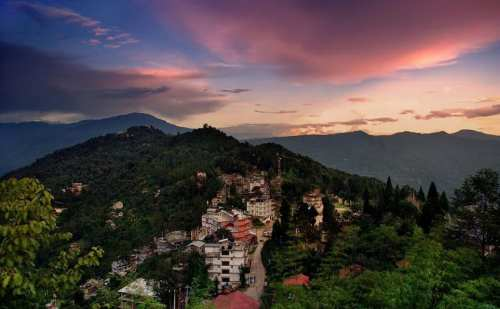 Pelling, West Sikkim, Northeast India- Namaste India
