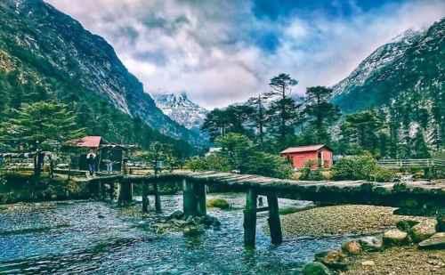Tawang, Arunachal Pradesh, North east India, Namaste India