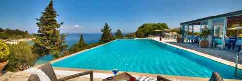 Glyfada Beach Villas, Paxos