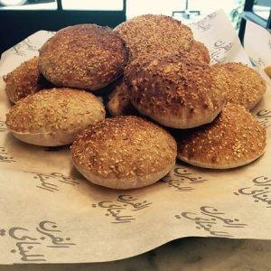 "The Lebanese Bakery: Daily baked ""kaak"", street food Lebanon"