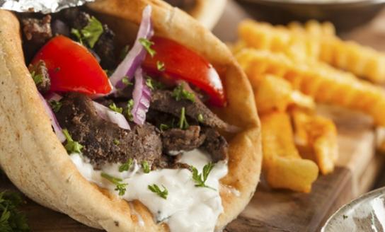 Maqloub, street food Tunisia