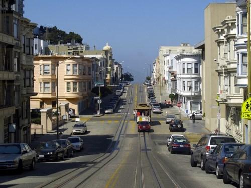 San Francisco, California cities