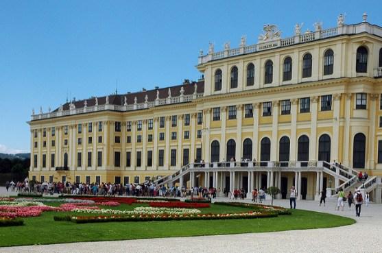 Vienna, Austria: Schönbrunn Palace, Vienna