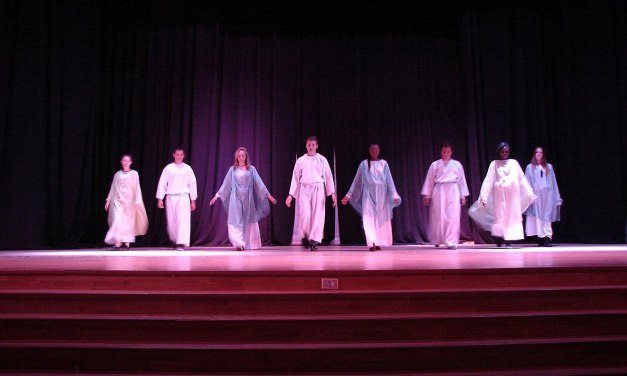 What is Eurythmy? It's a path to self- knowledge