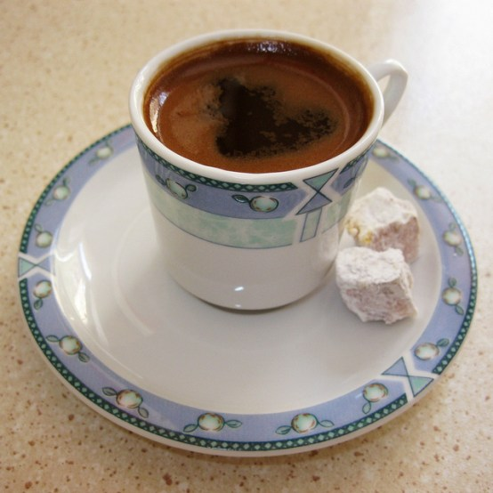 Türk kahvesi, Turkish coffee, Istanbul
