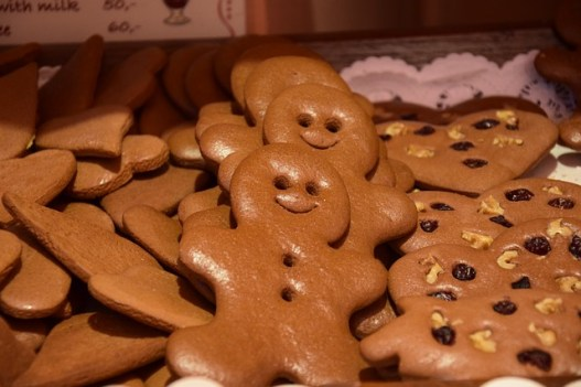 Gingerbread with jaggery, Christmas spirit