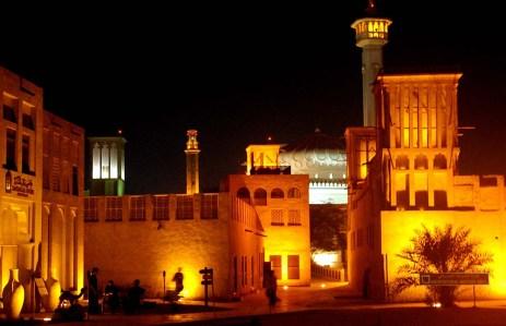 The Bastakiya Quarter, UAE