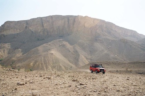 Hajar Mountains, UAE