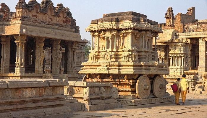 Hampi, Jewels of Deccan Odyssey