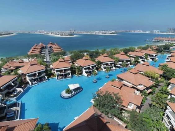 Anantara The Palm, romantic Dubai