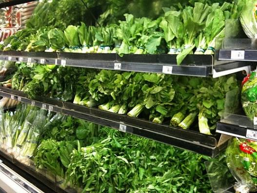 by Marcel_Ekkel Look at all those green veggies!!!!! for good bones