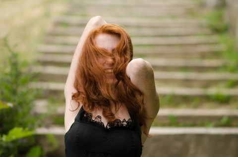 Ginger hair, Tyne area Newcastle