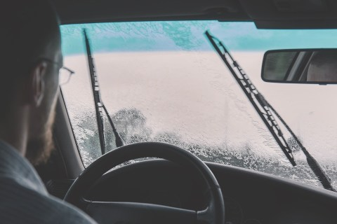 Windscreen wiper invented in Newcastle