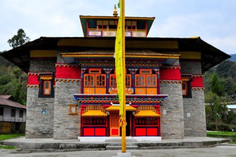 Phodang Monastery, Sikkim