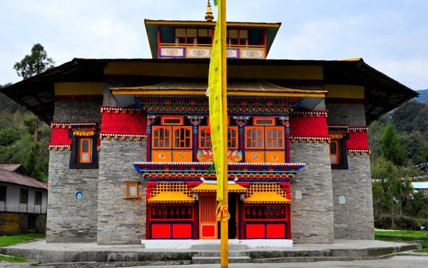 Monasteries with most beautiful architecture in Sikkim