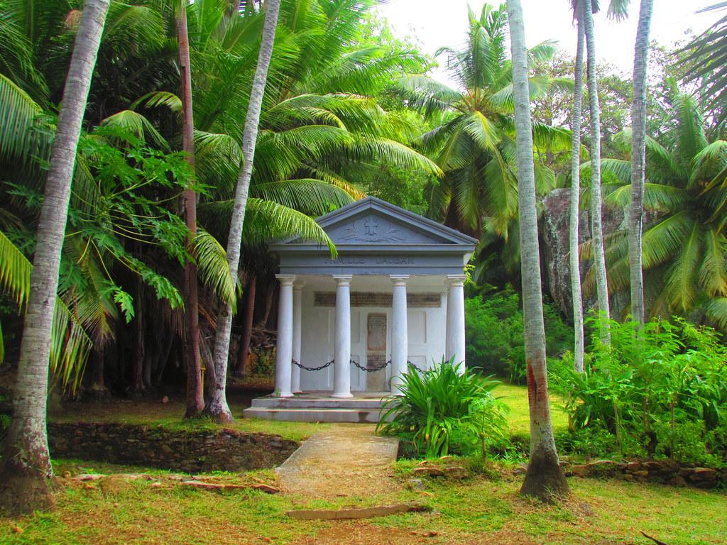 Dauban Mausoleum, Seychelles