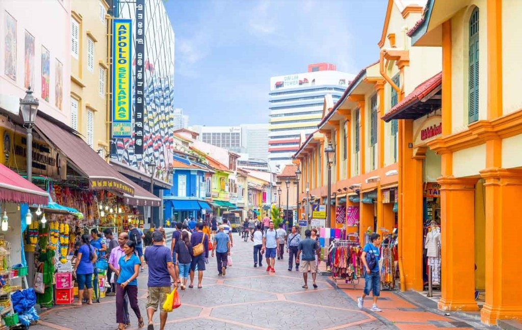 Little India, best places in Singapore