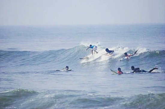 Kovalam Surfing Club