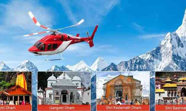 A Guide for Your Chardham Yatra by Helicopter Trip