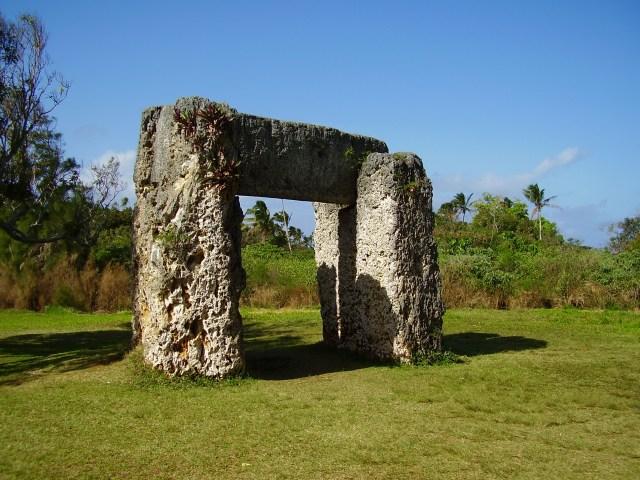 Ha'amonga-'a-Maui-Trilithon.