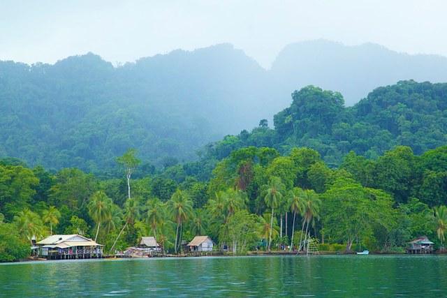morovo lagoon