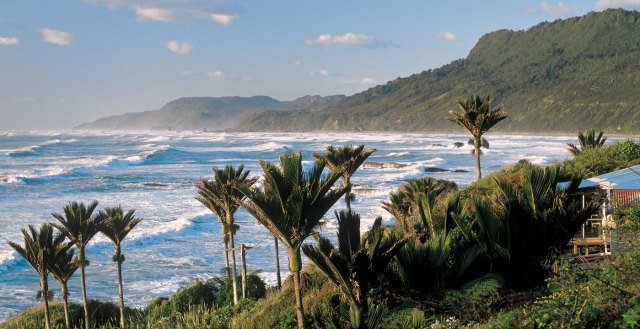 the west coast of new zealand