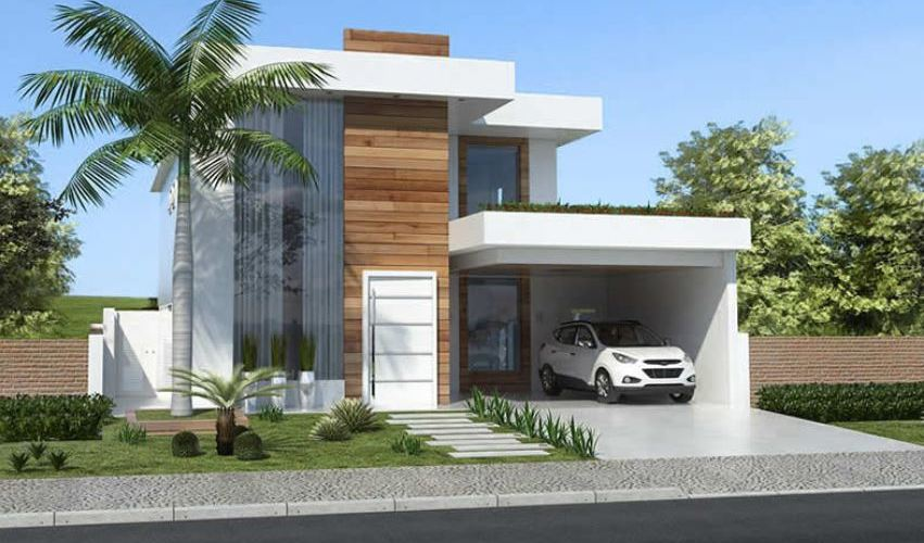 Home Design 12×30 Meters 4 Bedrooms