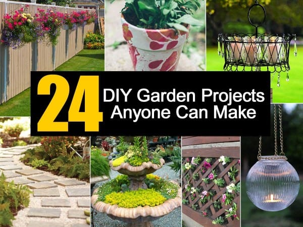 24 Garden Projects 600x450