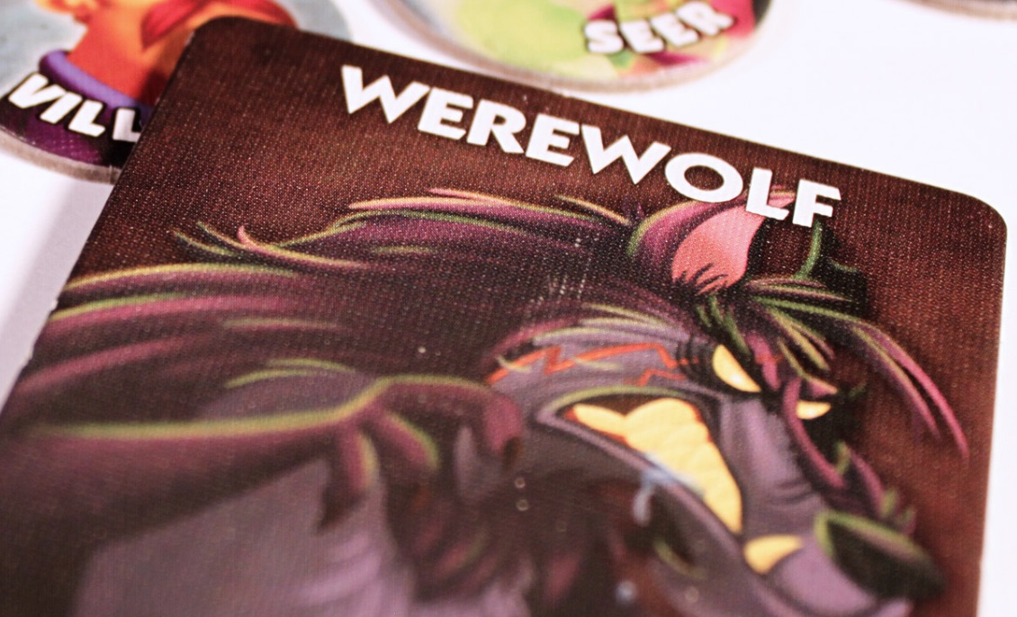 One night ultimate werewolf close up