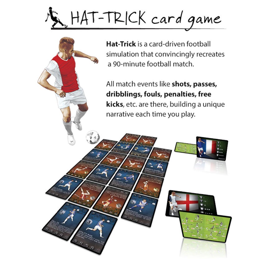 Hat-Trick card game