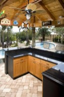 53 gorgeous outdoor kitchen cabinets 1