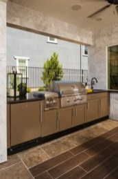 53 gorgeous outdoor kitchen cabinets 13