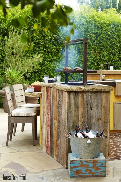 53 gorgeous outdoor kitchen cabinets 35