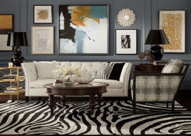 6 Ideas For Painting Your Living Room 34