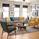 6 Ideas For Painting Your Living Room 4