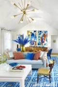 69 Living Room Decorating Ideas: Three Tips for Color Schemes, Furniture Arrangement and Home Decor-146
