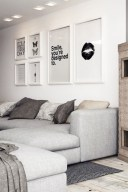 69 Living Room Decorating Ideas: Three Tips for Color Schemes, Furniture Arrangement and Home Decor-179