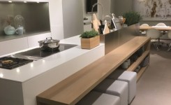 8 Examples Kitchens With Movable Islands That Make It Easy To