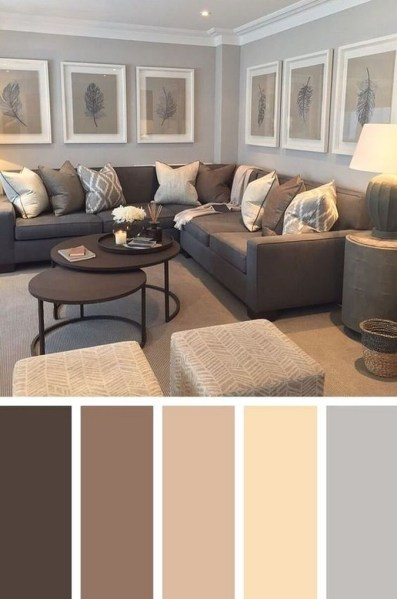 70 Living Room Painting Ideas Make It Alive With MAGIC 53