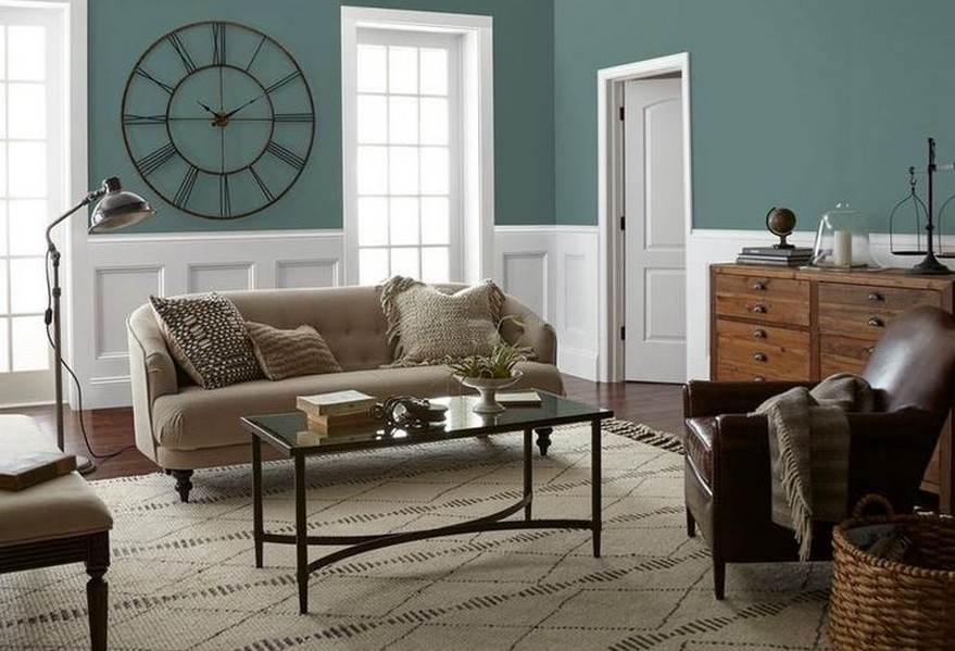 70 Living Room Painting Ideas Make It Alive With MAGIC 56