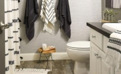 70 top bathroom makeover on a budget 68