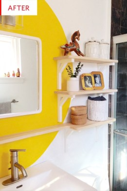 70 top bathroom makeover on a budget 69